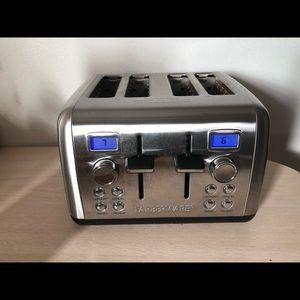 Farberware 4 slice toaster